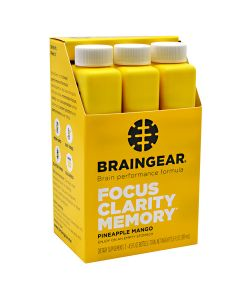 BRAIN GEAR Pineapple Mango