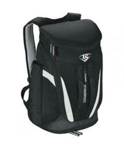 Louisville Slugger Select Carrying Case (Backpack) Gear, Bat, Shoes, Baseball, Softball - Black