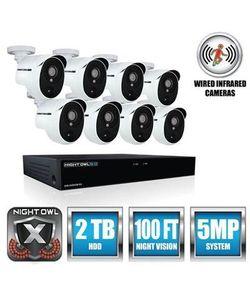 Night Owl XHD502-88P Video Surveillance System