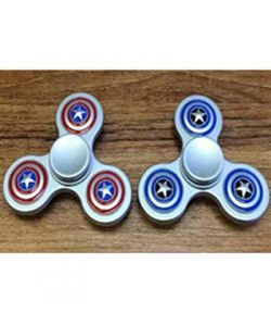 Xtreme Cables - 24pc Fidget Tri Shield Spinner