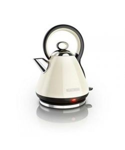 Black & Decker 1.7L Stainless Steel Electric Cordless Kettle