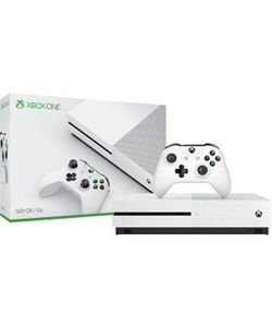 Microsoft Xbox One S (500GB)