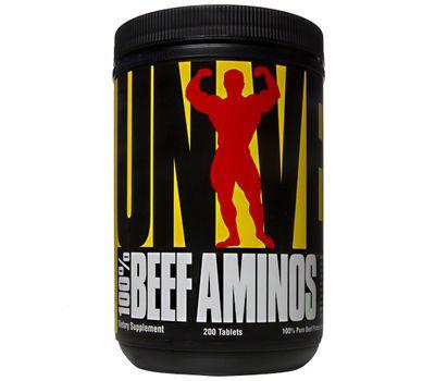 Universal Nutrition 100% BEEF AMINOS (200 caps)