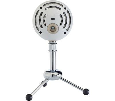 Blue Snowball USB Microphone - Textured White33