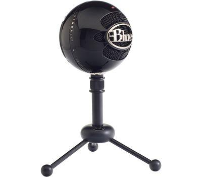 Blue Snowball USB Microphone - Gloss Black555