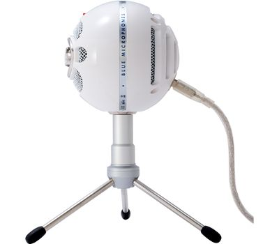 Blue Microphones Snowball iCE USB Microphone - White33