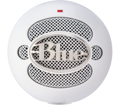 Blue Microphones Snowball iCE USB Microphone - White22