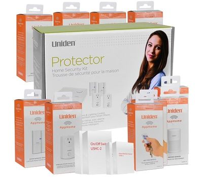 Uniden AppHome Smart Home Security System 33