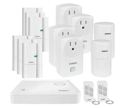 Uniden AppHome Smart Home Security System