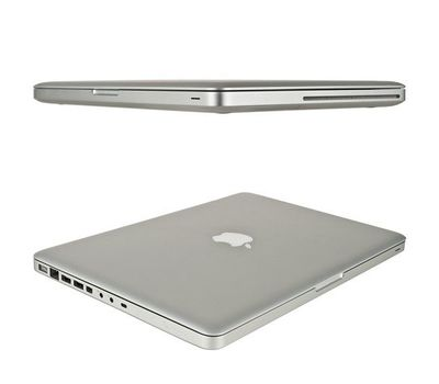"Apple MacBook Core 2 Duo P8600 2.4GHz 4GB 250GB DVD±RW 13.3"" GeForce 9400M Notebook21"