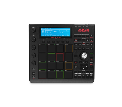 AKAI MPC Studio (BLACK) Compact MPC with software