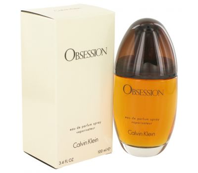 Obsession 3.4 oz Eau De Parfum Spray
