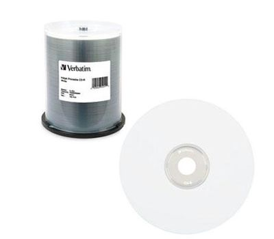 Verbatim - Cd-r 80min 700mb 52x White Ink