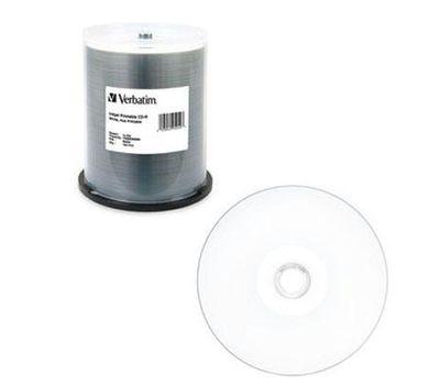 Verbatim - Cd-r 80min 700mb 52x White Ink