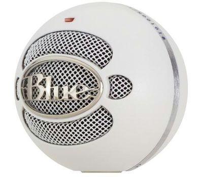 Blue Snowball USB Microphone - Textured White11